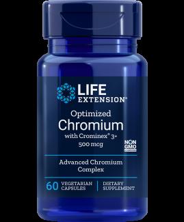 Optimized Chromium with Crominex® 3+