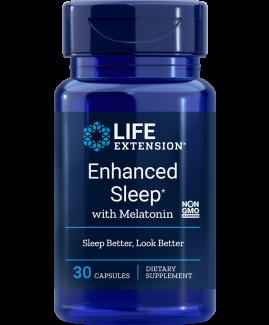 Enhanced Sleep with Melatonin