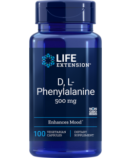 D, L-Phenylalanine Capsules