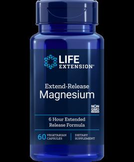 Extend-Release Magnesium