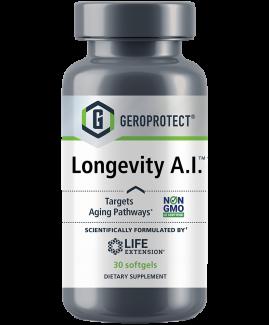 GEROPROTECT® Longevity A.I.™