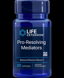 Pro-Resolving Mediators