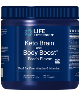 Keto Brain and Body Boost*
