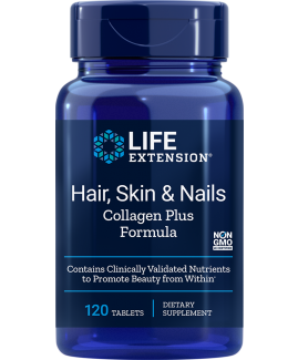 Hair, Skin & Nails Collagen Plus Formula