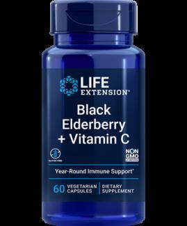 Black Elderberry + Vitamin C