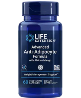 Advanced Anti-Adipocyte Formula with African Mango