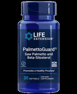 PalmettoGuard® Saw Palmetto and Beta-Sitosterol