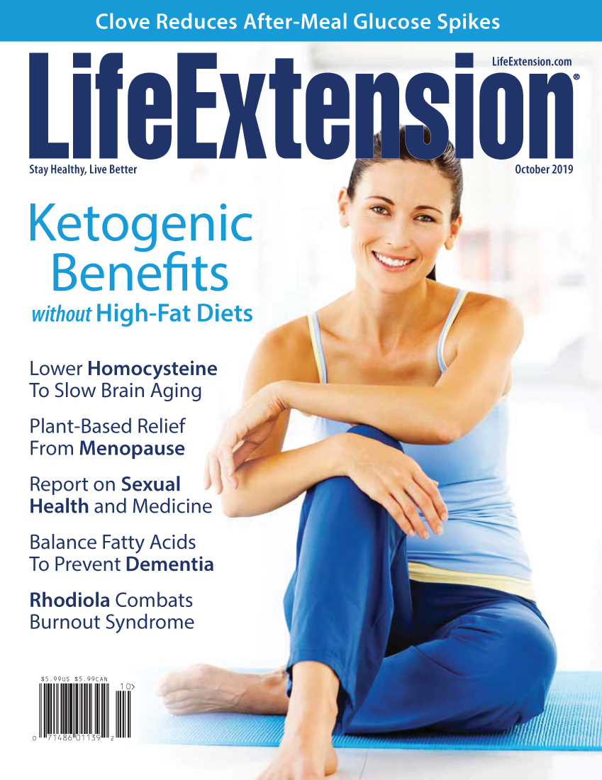Healthy Way to Benefit from Ketones